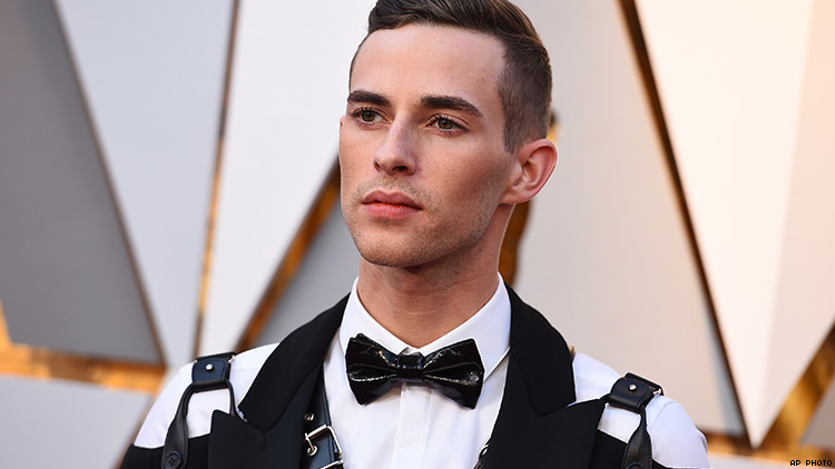 "BBC Thinks Adam Rippon's Oscar Harness was a Nod to ""50 Shades of Grey Franchise"" and Gays are Not Having It"