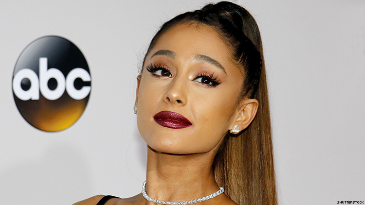 "Ariana Grande ""In Talks"" to Play Elphaba on Broadway"