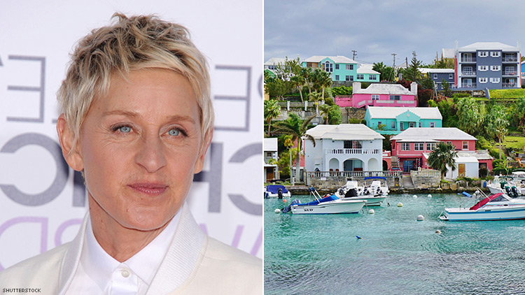 Ellen and Other Celebs Just Boycotted Bermuda—Here's Why You Should Too