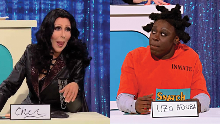 a definitive ranking of the best drag race snatch game