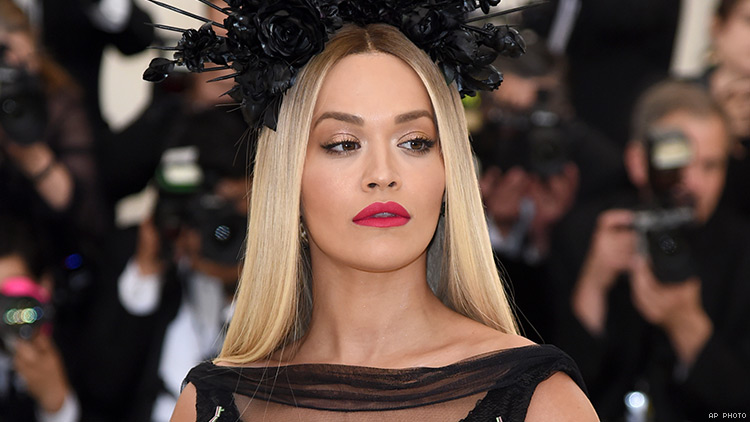 "Rita Ora Responds To Controversy Surrounding New Song ""Girls"""