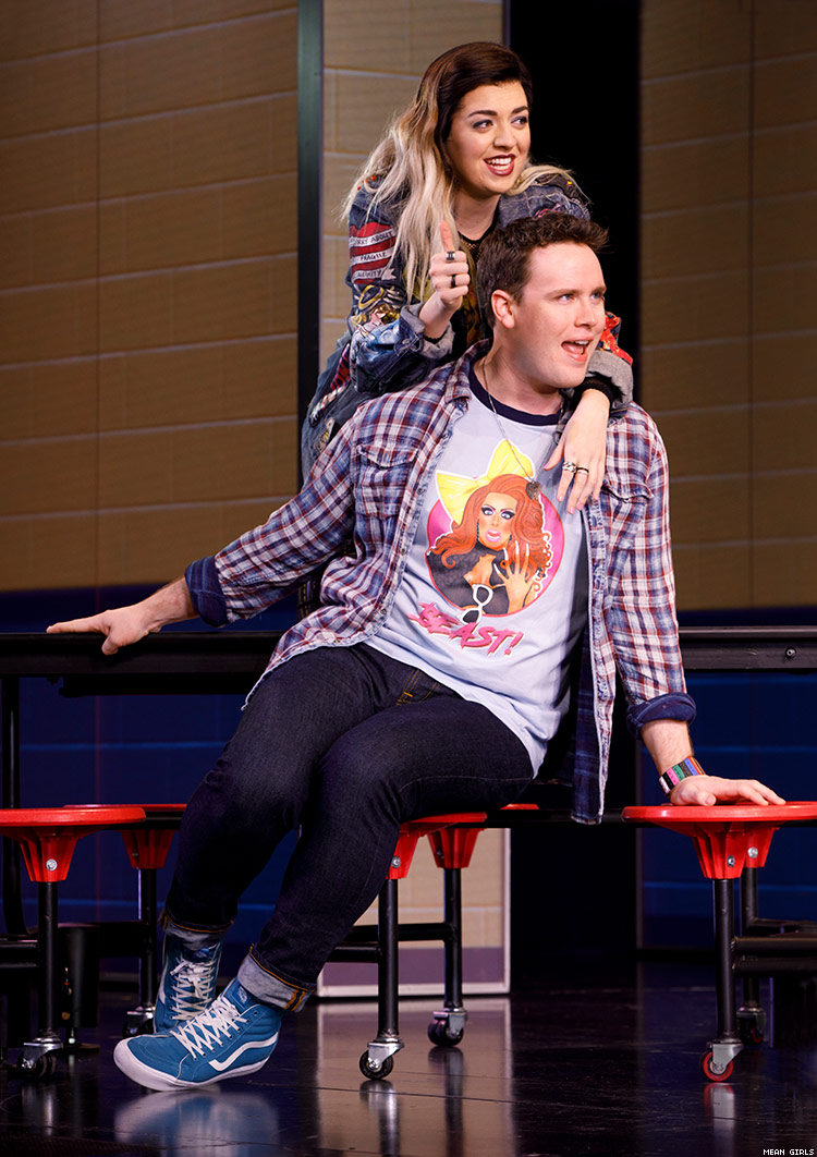 Thanks To Mean Girls Broadway Star Grey Henson Damian Is Now A