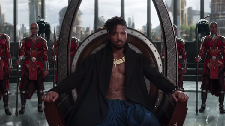killmonger is getting his own miniseries