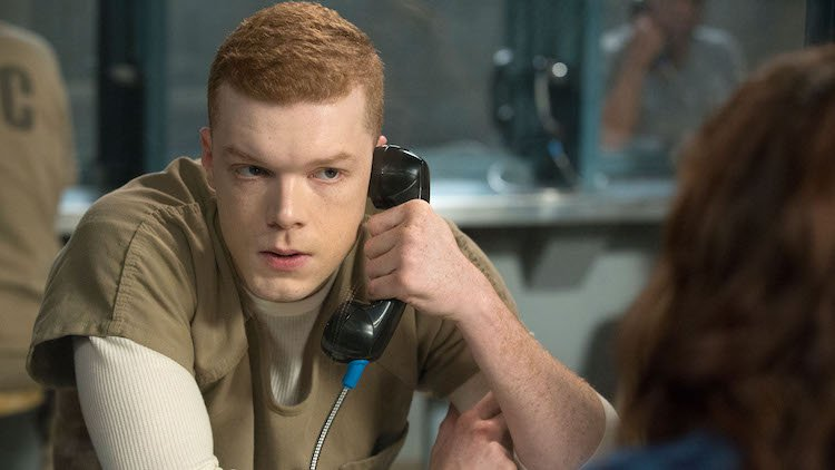 Cameron Monaghan Announces Exit from Shameless