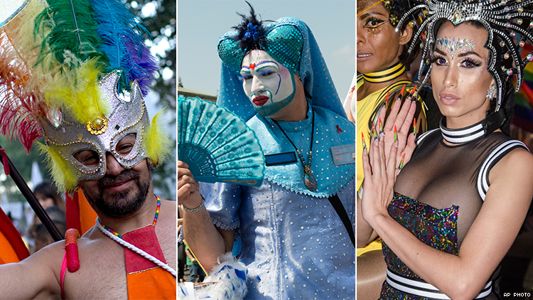Don't Miss These International Queer Pride Parties In November