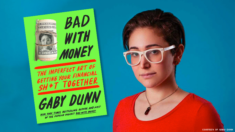 """Gaby Dunn, """"Bad With Money"""""""