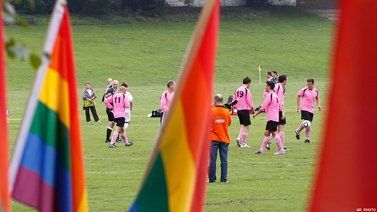 SD Bill Could Make Trans Students Play Sports Matching Assigned Gender