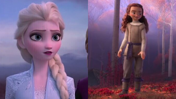 Everyone Is Convinced Elsa Has a Girlfriend in New Frozen 2 Teaser