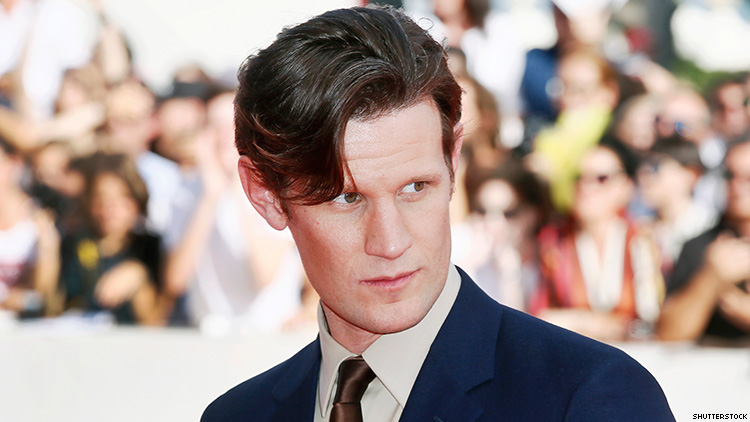 Matt Smith Defends Playing Gay Photographer Robert Mapplethorpe