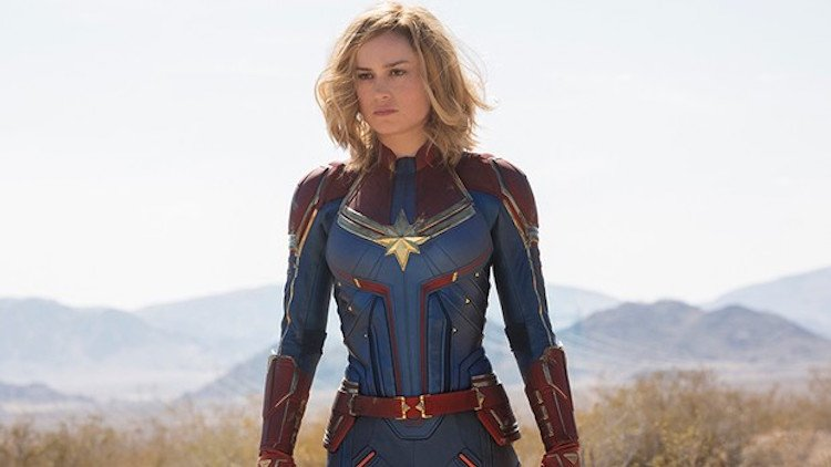 6b650d81 Sexist Fanboys Are Review Bombing 'Captain Marvel' on Rotten Tomatoes