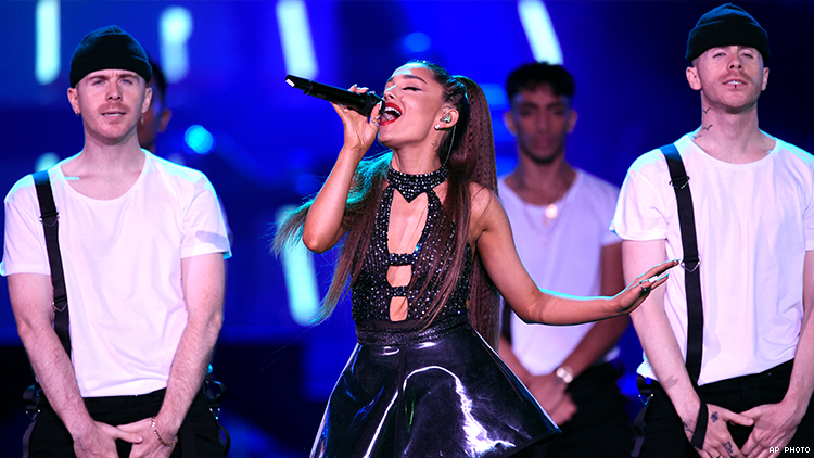 Ariana Grande Responds to Claims She's 'Exploiting' LGBTQ Fans