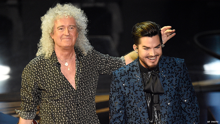 Adam Lambert Is Getting His Own Documentary with Queen!