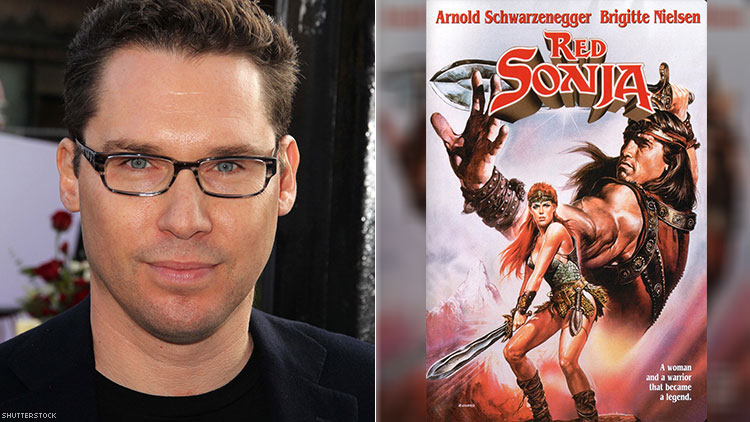 Bryan Singer Has Reportedly Been Dropped from 'Red Sonja' Reboot