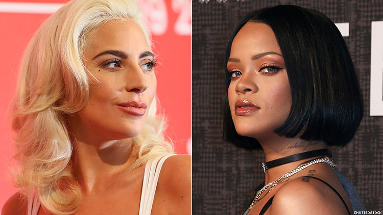 The Stans Really Want Rihanna and Lady Gaga to Collaborate