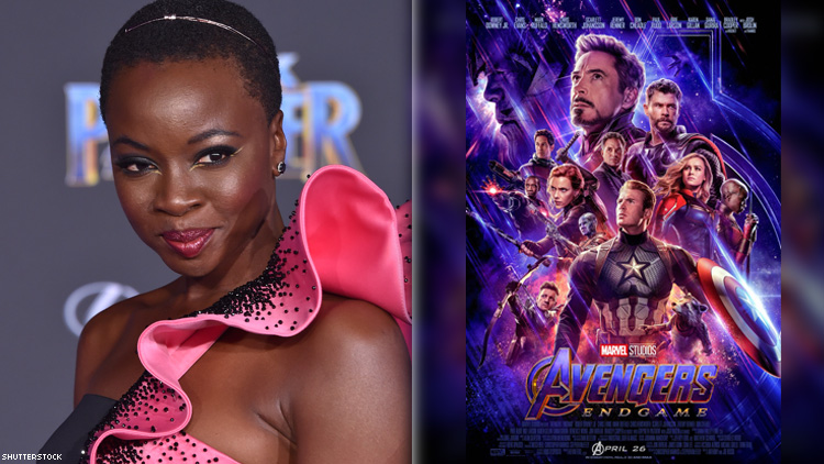 Marvel Updates Avengers Endgame Poster After Leaving Out Danai