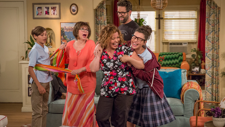 Progressive Cancel Policy >> How the 'One Day at a Time' Cast Reacted to the Show's Cancellation