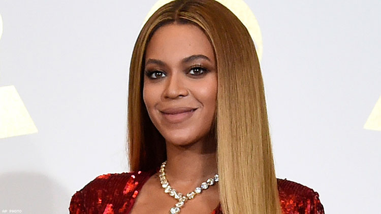 Beyoncé Honors Late Uncle Who Had HIV in Emotional GLAAD Awards Speech