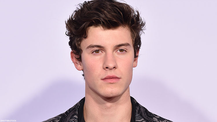 Shawn Mendes Claps Back At Comments About His Sexuality