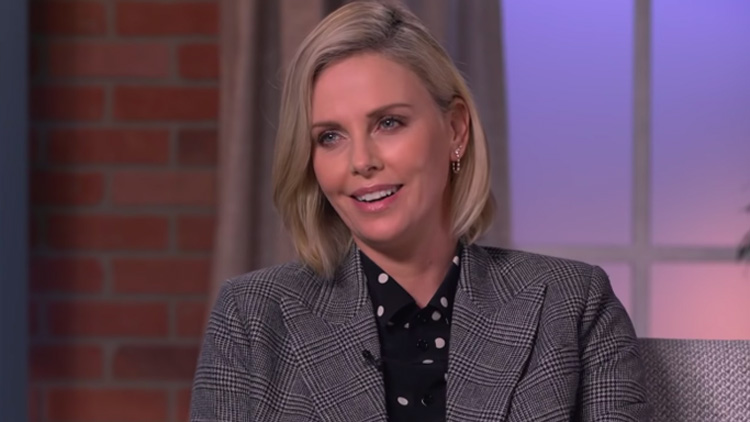 Charlize Theron Confirms She Is Raising Two Daughters Not A Son