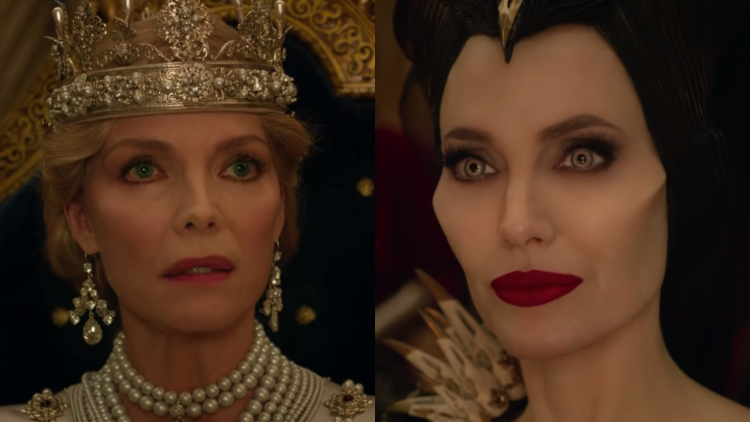 Angelina Jolie Michelle Pfeiffer Face Off In New