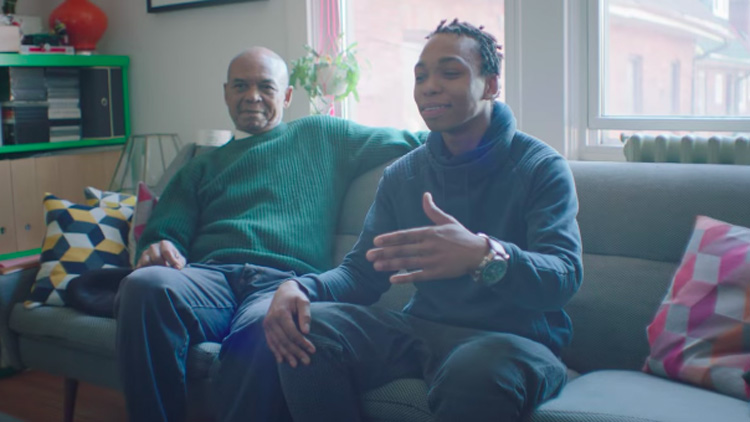 Dad Teaches Trans Son to Shave in Heartwarming New Gillette Ad