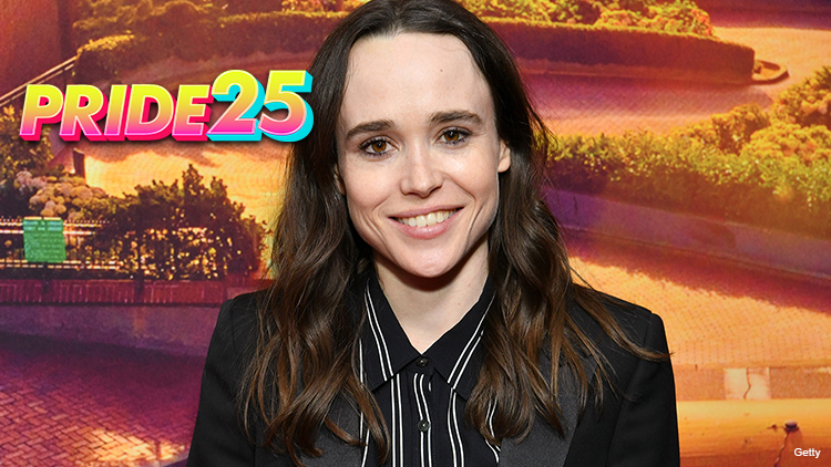 Ellen Page's Advocacy Is Helping Bring More Queer Representation