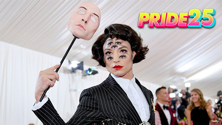Ezra Miller Is the Kind of Gender-Bending Style Icon We Need Right Now