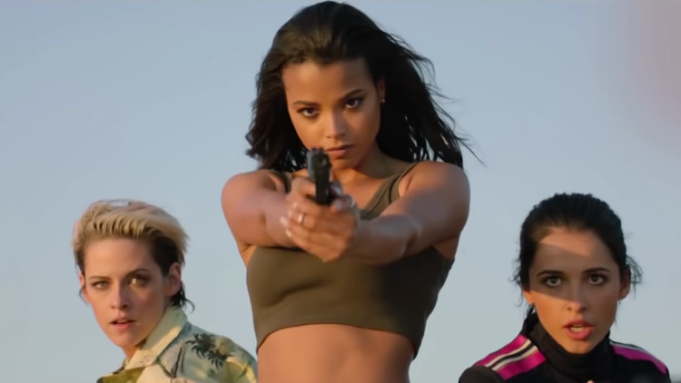 The New 'Charlie's Angels' Trailer Looks Powerful & Gay AF
