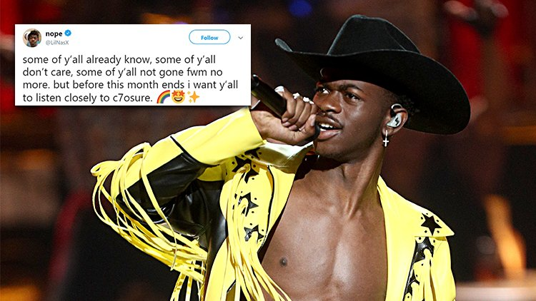 Lil Nas X May Have Come Out