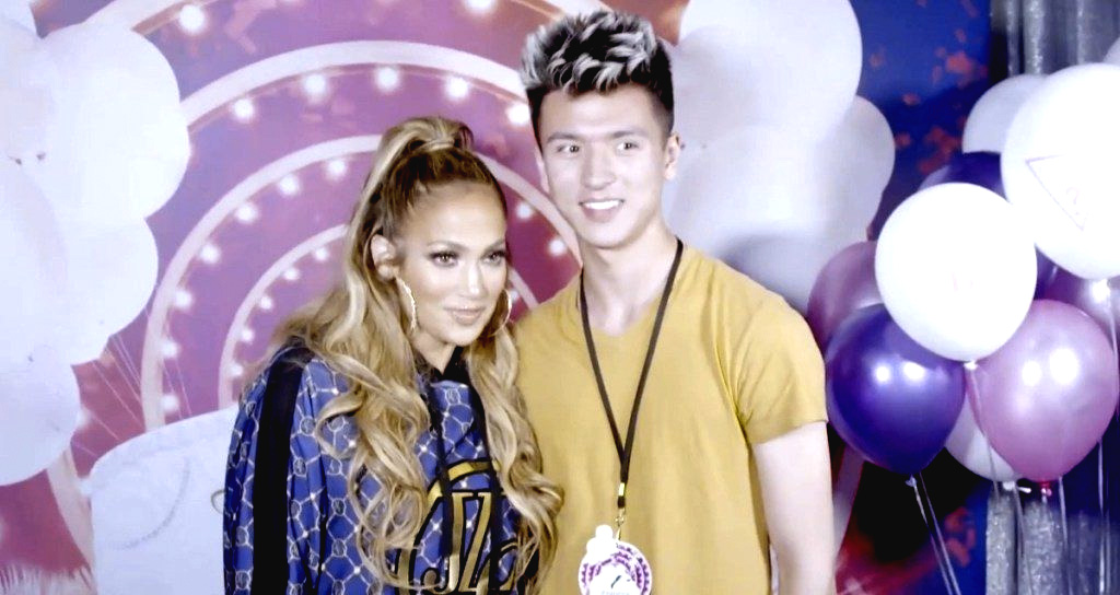 J-Lo Meets Gay Valedictorian Prohibited from Speaking at Graduation