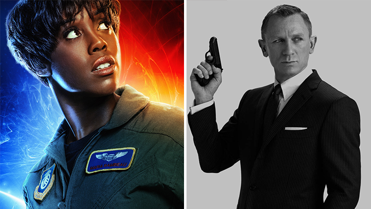Captain Marvel Star Lashana Lynch Might Be Our Next 007 in Bond Films