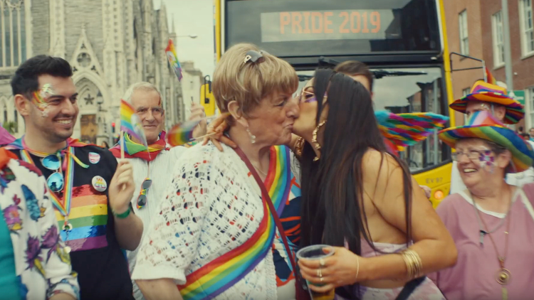 This Video of LGBTQ Seniors Going to Their First Pride Will Wreck You