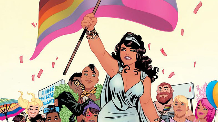 Comic Book Honoring Pulse Banned at School for 'Extreme Homosexuality'