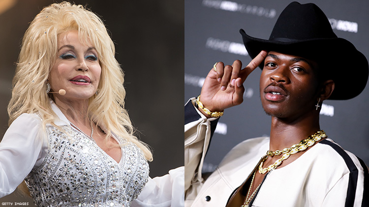 Dolly Parton Teases 'Old Town Road' Remix & We're Screaming in Yee-Haw