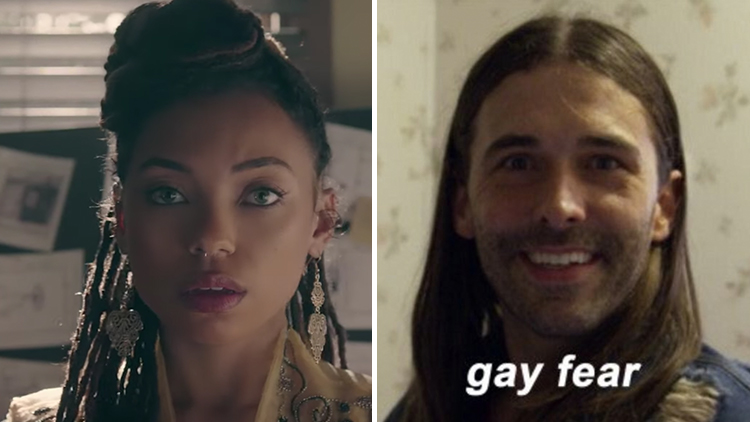 'Queer Eye' Parody Makes Over KKK Member in Dear White People Trailer