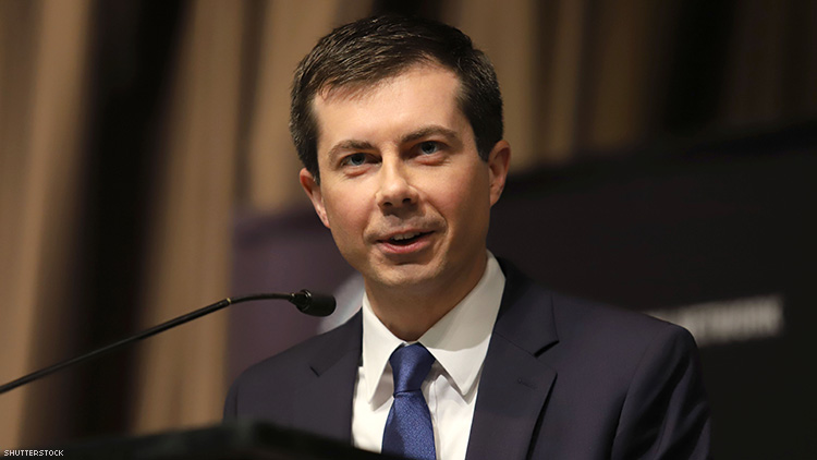 Pete Buttigieg's High School Wouldn't Hire Him Because He's Gay