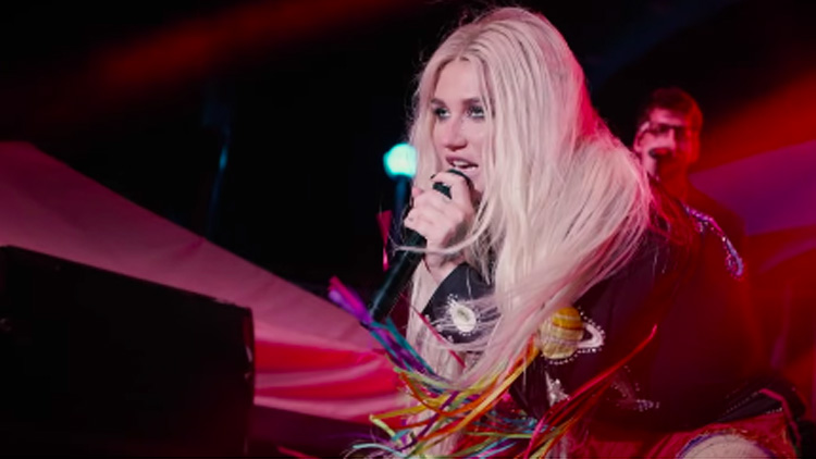 Kesha Mini-Doc Proves Her Cruise Was the Big Gay Party of the Year