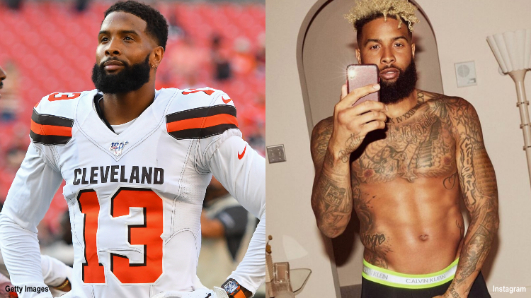 Odell Beckham >> Odell Beckham Jr Defends His Sexuality Again From