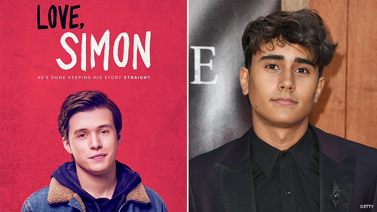 Michael Cimino Joins Love, Simon Cast For Disney+