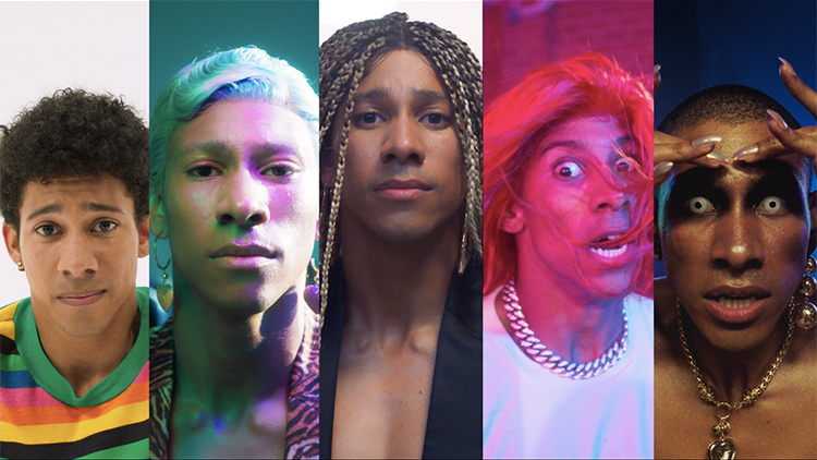 Keiynan Lonsdale lanza nuevo video de Rainbow Dragon 1