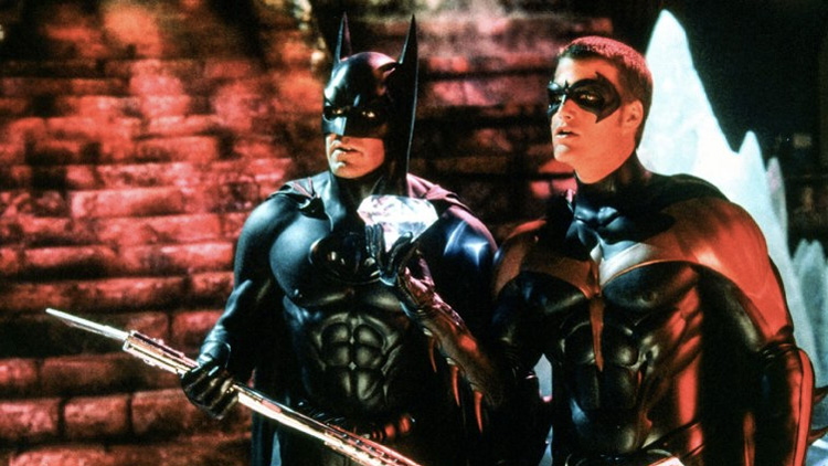 'Batman & Robin' Director Says the Duo Totally Aren't Gay Lovers