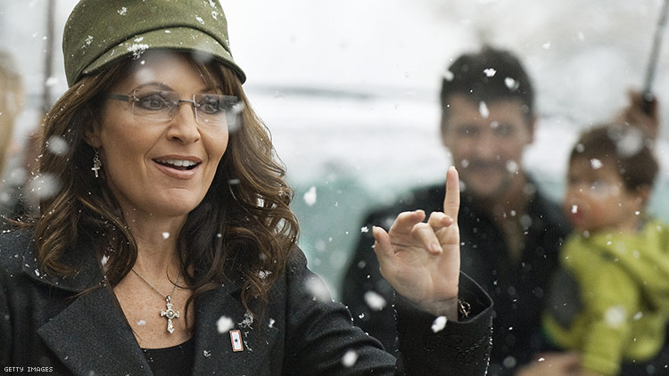 Here Are the Best Tweets About Sarah Palin's 'Traditional' Divorce