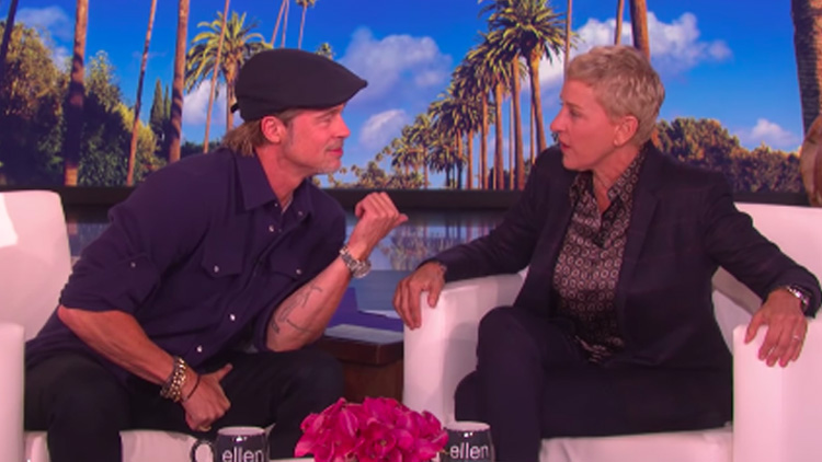 Ellen DeGeneres and Brad Pitt Dated the Same Woman, But Who?