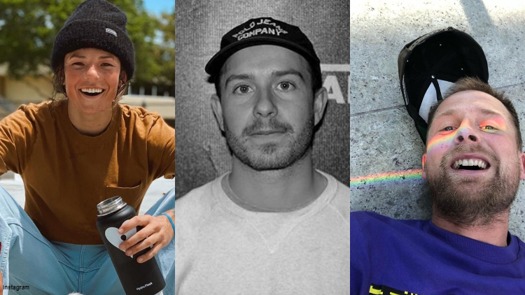 5 (Yes, 5) Snowboarders Came Out of the Closet in the Past Few Weeks