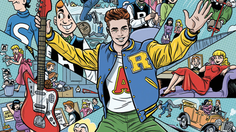 'Archie' Characters Come Out in New National Coming Out Day Comics