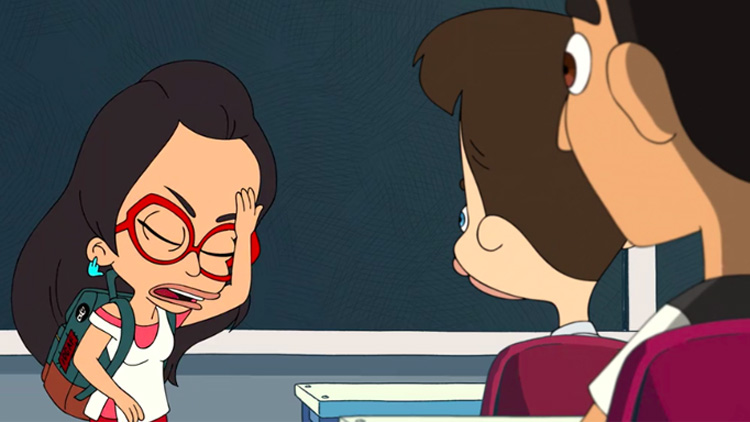 'Big Mouth' Co-Creators Apologize for Inaccurate Pansexuality Scene