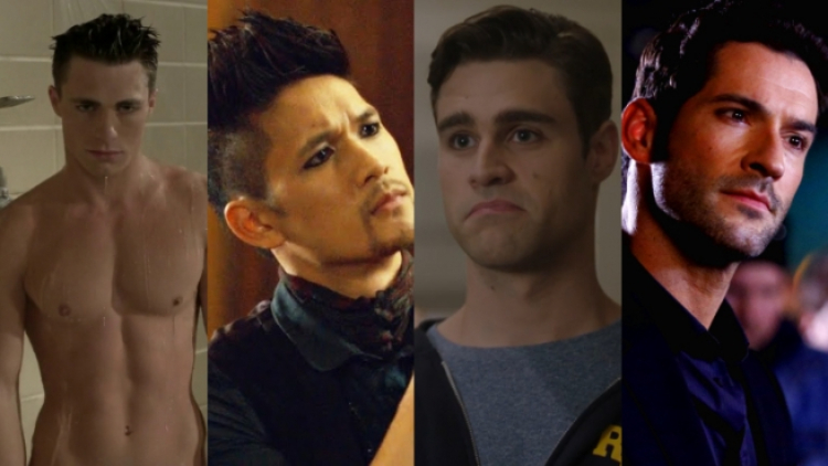 11 TV Shows with Bisexual Guy Characters