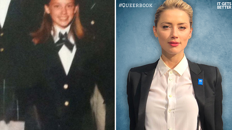It Got Better for These LGBTQ Celebs & Their Inspirational Glow-Ups