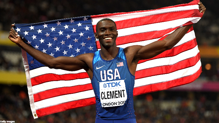 Olympic Track Athlete Kerron Clement Comes Out as Gay