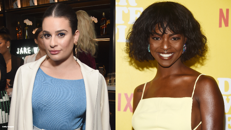 'Glee' Headmaster Claims Lea Michele Never Mistreated Him Amid Racist Allegations